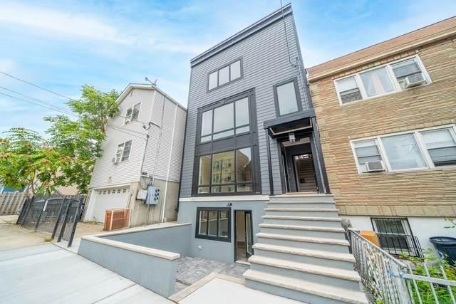 42 Ravine Ave #1, Jc, Heights, NJ 07307 (MLS #210023992) :: The Danielle Fleming Real Estate Team