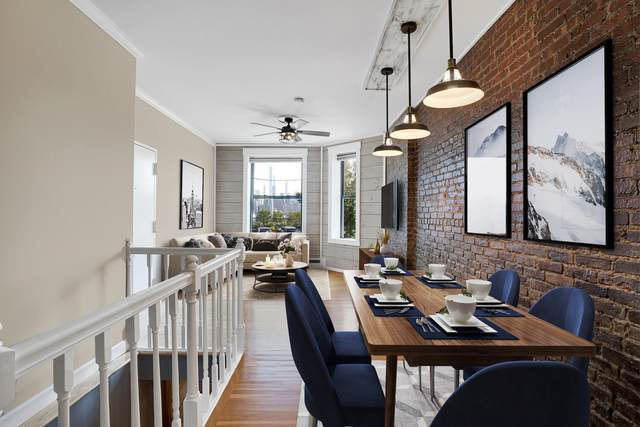 963 Blvd East 1-4, Weehawken, NJ 07086 (MLS #210023996) :: The Danielle Fleming Real Estate Team
