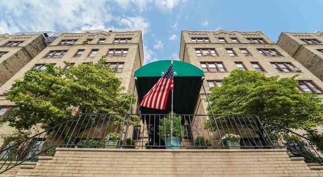 3315 Pleasant Ave #8, Union City, NJ 07087 (MLS #210024000) :: The Danielle Fleming Real Estate Team