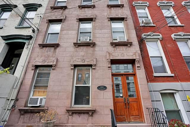 1010 Willow Ave #2, Hoboken, NJ 07030 (#210024004) :: NJJoe Group at Keller Williams Park Views Realty