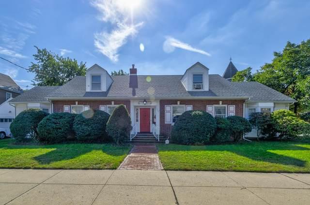 150 Avenue C, Bayonne, NJ 07002 (#210024088) :: NJJoe Group at Keller Williams Park Views Realty