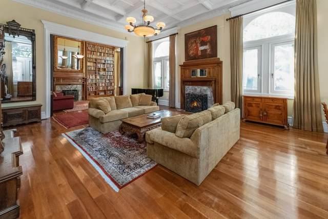 1101 Bloomfield St D, Hoboken, NJ 07030 (#210024148) :: NJJoe Group at Keller Williams Park Views Realty
