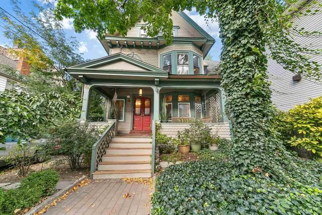 84 Kensington Ave, Jc, Journal Square, NJ 07304 (MLS #210024199) :: Hudson Dwellings