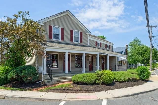 235 Route 202 206, BEDMINSTER TWP, NJ 07921 (MLS #210024212) :: Trompeter Real Estate