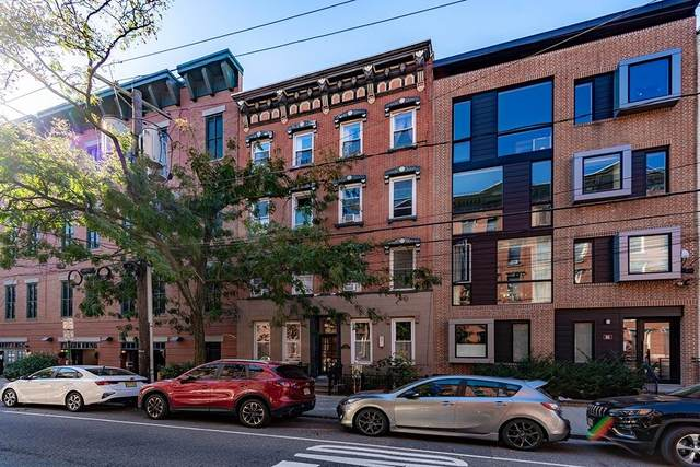 924 Garden St 3-1, Hoboken, NJ 07030 (MLS #210024227) :: Trompeter Real Estate