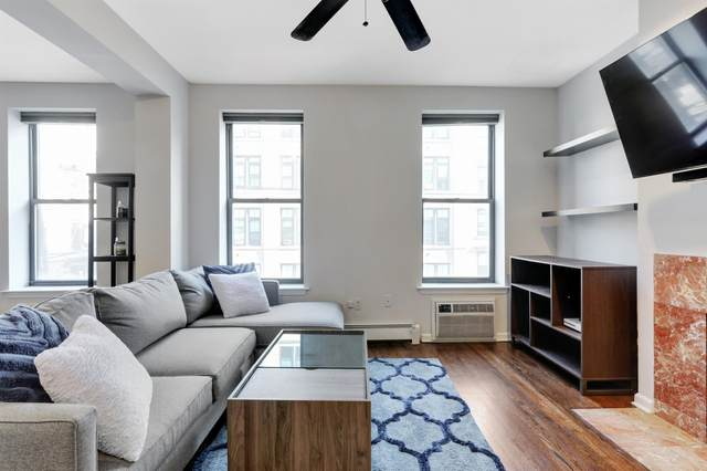 80 Bloomfield St 3D, Hoboken, NJ 07030 (#210024230) :: NJJoe Group at Keller Williams Park Views Realty