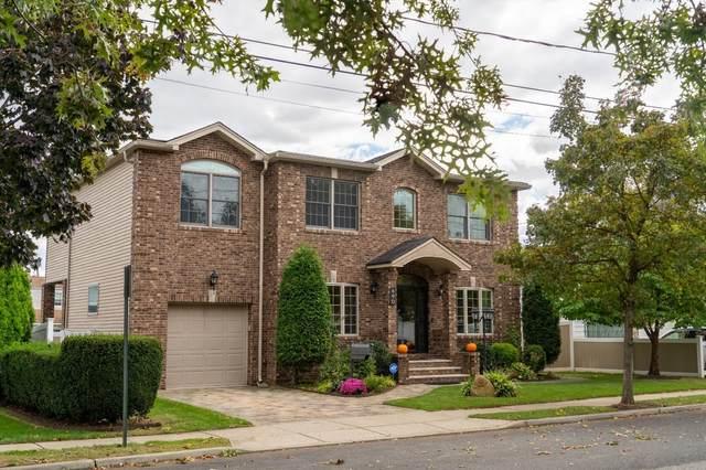 690 2ND ST, Secaucus, NJ 07094 (MLS #210024247) :: Hudson Dwellings