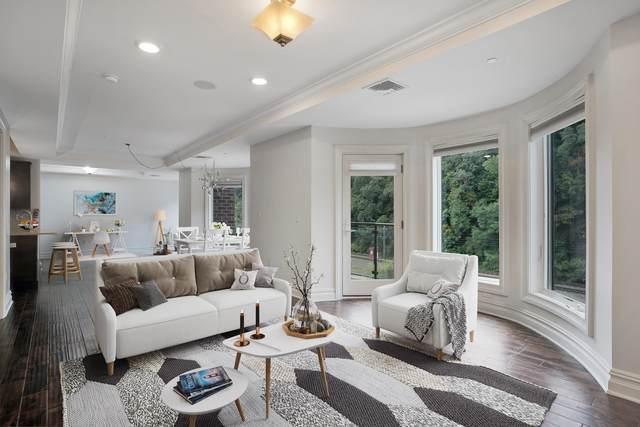 33 Oxford Landing, Weehawken, NJ 07086 (MLS #210024318) :: Hudson Dwellings