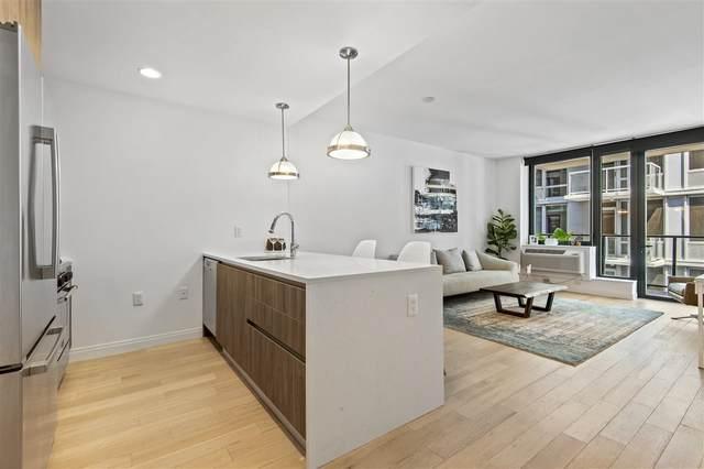 160 1ST ST #1111, Jc, Downtown, NJ 07302 (MLS #210024319) :: Hudson Dwellings