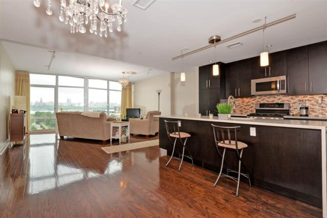 100 Thompson Lane 6B, Edgewater, NJ 07020 (MLS #170009413) :: Marie Gomer Group
