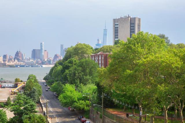 1025 Maxwell Lane #814, Hoboken, NJ 07030 (MLS #170012534) :: The DeVoe Group