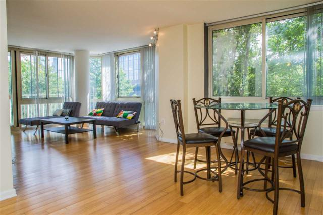 20 2ND ST #309, Jc, Downtown, NJ 07302 (MLS #170015762) :: The Trompeter Group