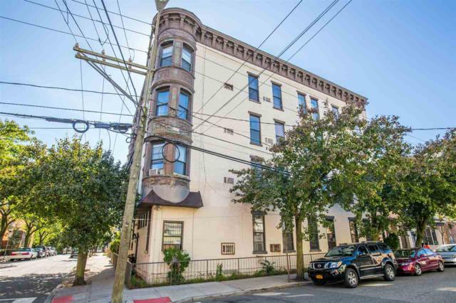 193 Ogden Ave 3D, Jc, Heights, NJ 07307 (MLS #170016471) :: The Trompeter Group