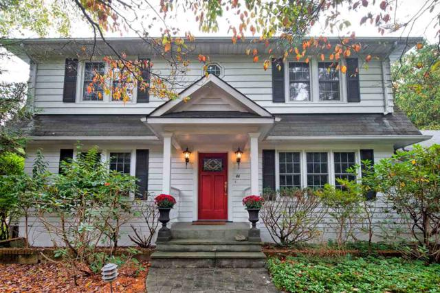 44 Old Stone Church, Upper Saddle River, NJ 07458 (MLS #170018145) :: The Trompeter Group