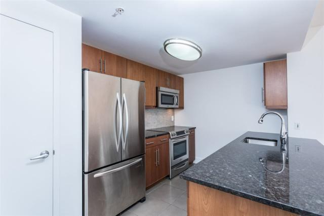 88 Morgan St #1407, Jc, Downtown, NJ 07302 (MLS #170019713) :: The Trompeter Group