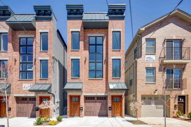 18 Thorne St #2, Jc, Heights, NJ 07307 (MLS #180007164) :: The Trompeter Group