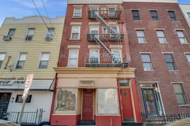 322 3RD ST, Jc, Downtown, NJ 07302 (MLS #180009825) :: The Sikora Group