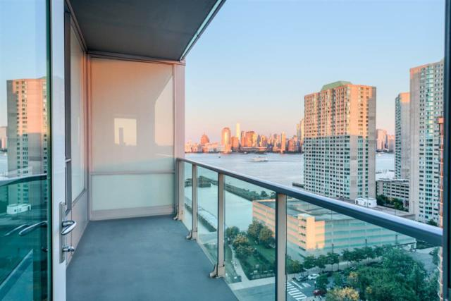 20 Newport Parkway #2001, Jc, Downtown, NJ 07310 (MLS #180013936) :: Marie Gomer Group