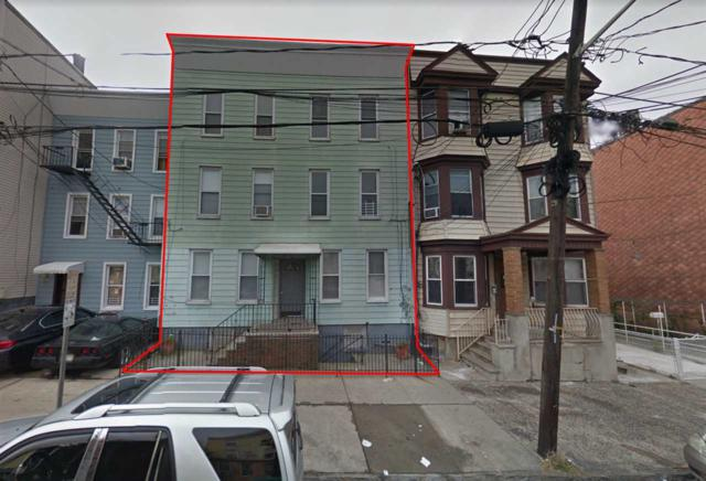 37 Thorne St, Jc, Heights, NJ 07307 (MLS #180015221) :: The Trompeter Group