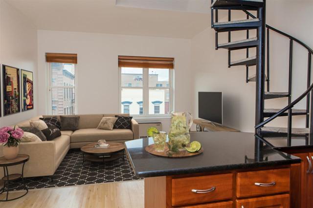 101 Willow Ave 5B, Hoboken, NJ 07030 (MLS #180015803) :: The Sikora Group