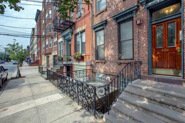 226 Jefferson St 3N, Hoboken, NJ 07030 (#180015812) :: Group BK