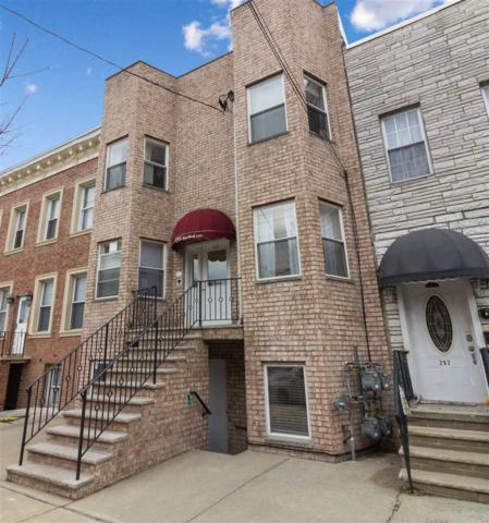 295 New York Ave #2, Jc, Heights, NJ 07307 (MLS #190001097) :: The Trompeter Group