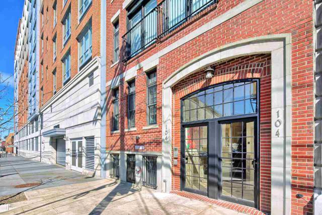 104 York St #3, Jc, Downtown, NJ 07302 (MLS #190005180) :: The Trompeter Group