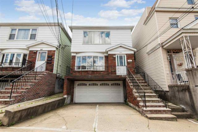 109 Hague St, Jc, Heights, NJ 07307 (MLS #190012528) :: PRIME Real Estate Group