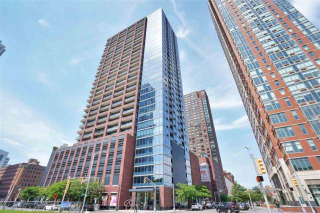 389 Washington St 34D, Jc, Downtown, NJ 07302 (MLS #190013045) :: The Trompeter Group