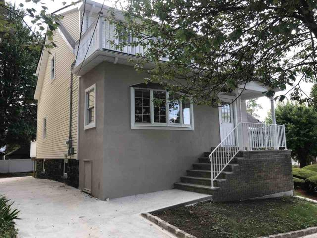 414 Park Ave, Fairview, NJ 07022 (MLS #190013934) :: The Trompeter Group