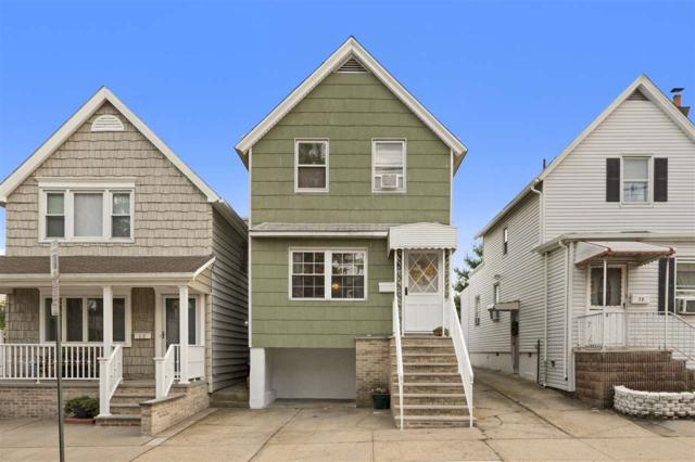 70 West 50Th St, Bayonne, NJ 07002 (MLS #190014153) :: PRIME Real Estate Group