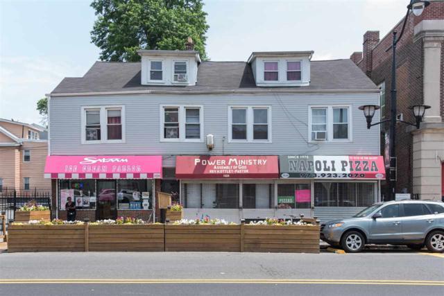 1024-1026 Bergen St, Newark, NJ 07112 (MLS #190015493) :: The Trompeter Group
