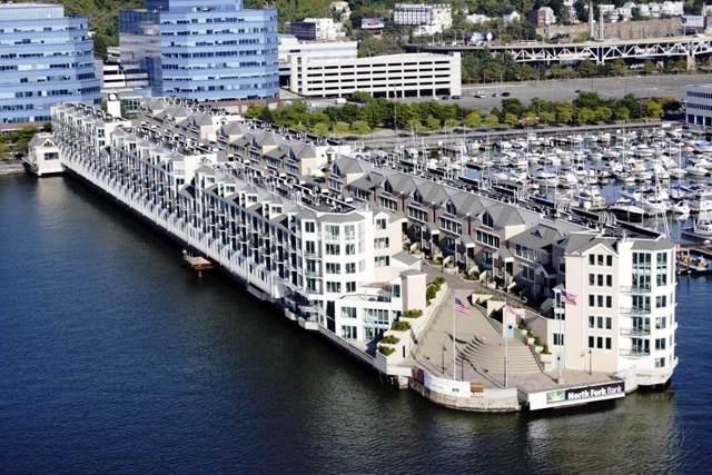 600 Harbor Blvd #676, Weehawken, NJ 07086 (MLS #190020229) :: The Dekanski Home Selling Team