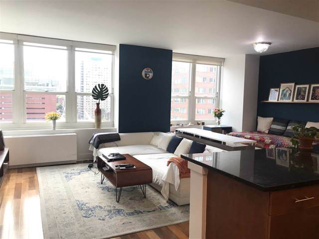 88 Morgan St #808, Jc, Downtown, NJ 07302 (MLS #190020395) :: RE/MAX Select