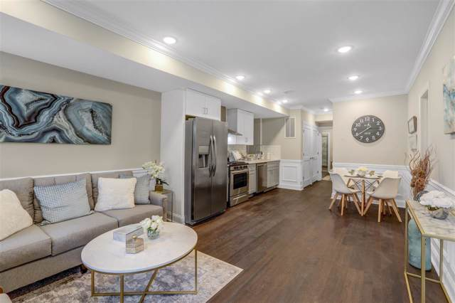 32 Liberty Ave #1, Jc, Journal Square, NJ 07306 (MLS #190021871) :: The Trompeter Group