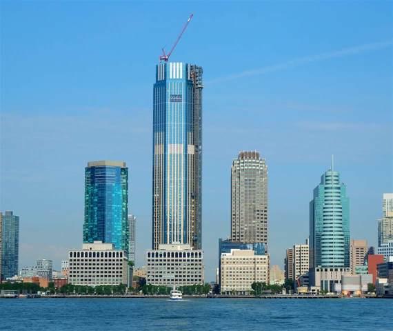 99 Hudson St #6305, Jc, Downtown, NJ 07302 (MLS #202000459) :: The Trompeter Group