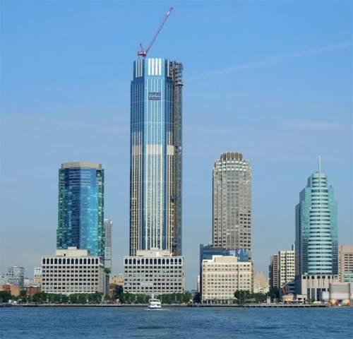 99 Hudson St #6410, Jc, Downtown, NJ 07302 (MLS #202000471) :: The Trompeter Group