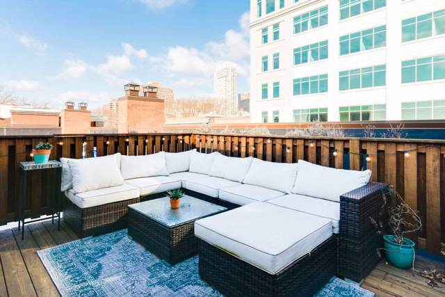 61 Grand St 3M, Jc, Downtown, NJ 07302 (MLS #202000582) :: The Trompeter Group