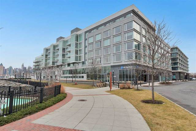 1000 Avenue At Port Imperial #107, Weehawken, NJ 07086 (MLS #202002134) :: The Trompeter Group