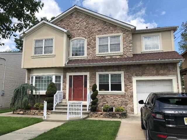 819 4TH ST, Secaucus, NJ 07094 (MLS #202004581) :: The Dekanski Home Selling Team