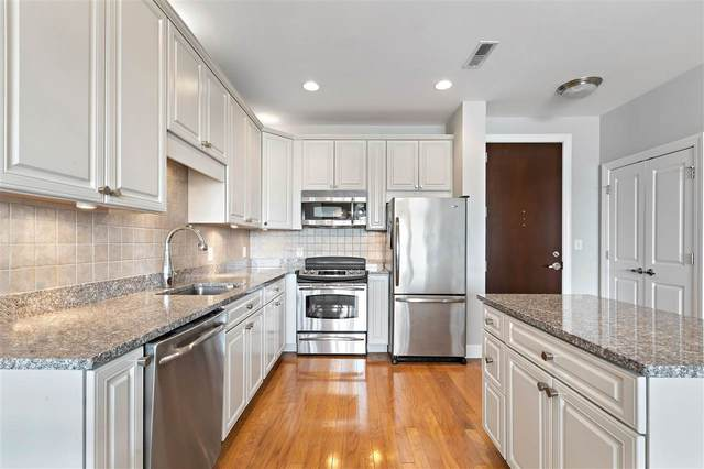 20 Avenue At Port Imperial #434, West New York, NJ 07093 (MLS #202005477) :: The Trompeter Group