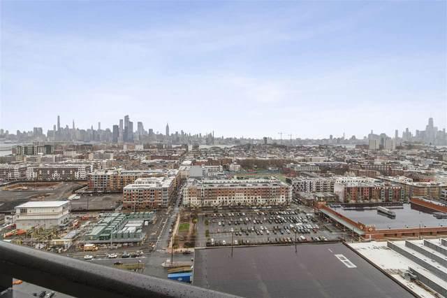 100 Manhattan Ave #1408, Union City, NJ 07087 (MLS #202006169) :: The Premier Group NJ @ Re/Max Central