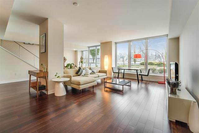 1000 Avenue At Port Imperial #105, Weehawken, NJ 07086 (MLS #202007868) :: The Sikora Group