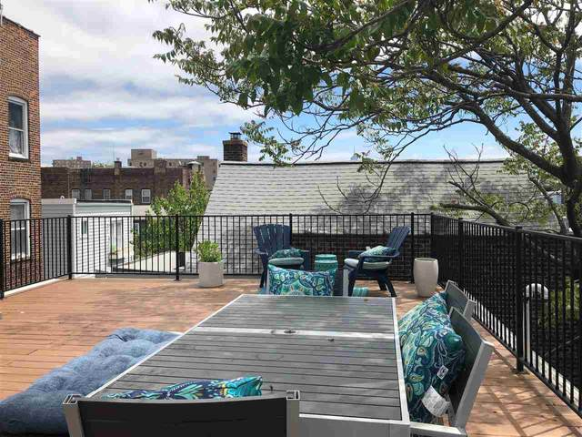 414 Baldwin Ave A, Jc, Heights, NJ 07306 (MLS #202008792) :: The Trompeter Group