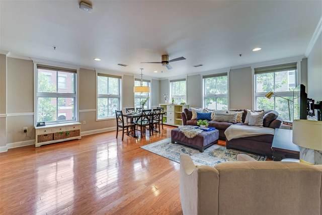 812 Grand St #210, Hoboken, NJ 07030 (MLS #202012639) :: The Bryant Fleming Real Estate Team
