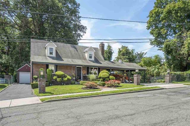 487 Chestnut St, Nutley, NJ 07110 (MLS #202019023) :: The Ngai Group