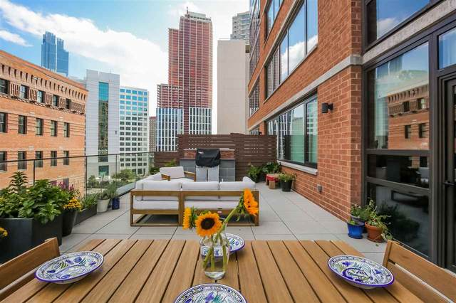 10 Provost St #803, Jc, Downtown, NJ 07302 (MLS #202019598) :: The Trompeter Group