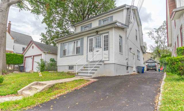 277 Clark St, HILLSIDE, NJ 07205 (MLS #202019964) :: The Ngai Group