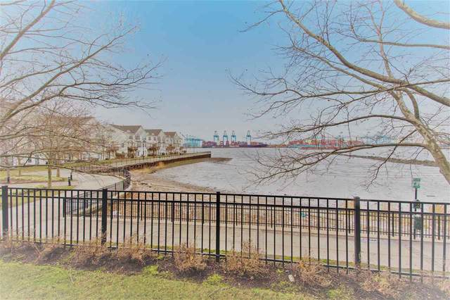 59 Boatworks Dr Th, Bayonne, NJ 07002 (MLS #202020686) :: The Trompeter Group