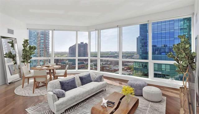 77 Hudson St #1511, Jc, Downtown, NJ 07302 (MLS #202024282) :: Hudson Dwellings
